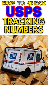 How to Check USPS Tracking Numbers + 3 IMPORTANT TIPS!