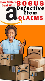 """How Amazon Sellers Deal with BOGUS """"Inaccurate Description"""" Claims to Get Free Return Shipping"""