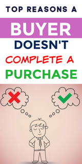 Top Reasons Why Buyers Decide Not to Purchase: A Must-Read for Every Online Seller