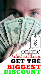 Online Retail Arbitrage: How to Get the Biggest Discounts When Shopping Clearance Sections
