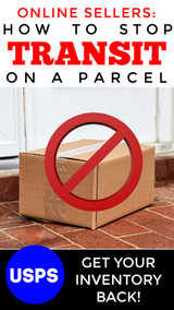 Online Sellers:  What to Do if You Refund a Parcel in Transit (USPS)