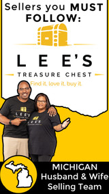 Fellow Sellers You MUST Follow: LEE'S TREASURE CHEST Interview