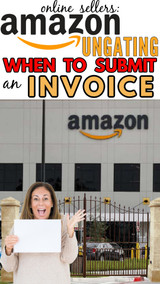 Amazon: When Should I Submit an Invoice for Ungating? Here's the Answer!