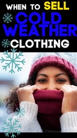 What Month Should I Start Selling Fall and Winter Clothing?