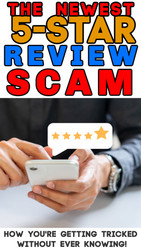 The NEW Review Scam: How Bad Companies Force Buyers to Leave 5-Stars