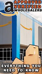 Online Sellers: Amazon Approved Verified Wholesalers