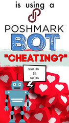 Are Poshmark Sellers CHEATING When They Use Bots? Are Virtual Assistants Legal?