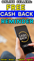 Mr Rebates New FREE Automatic Cash Back Web Browser Plug-In