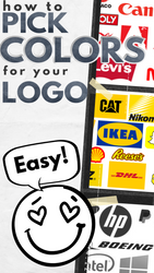 How to Pick Colors for Your Small Business Logo and Website