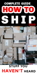Complete Guide to Shipping Your Online Orders - Stuff NOBODY Tells You!