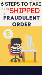 6 Steps to Take if You Shipped a Fraudulent Order Paid with Stolen Credit Card Numbers