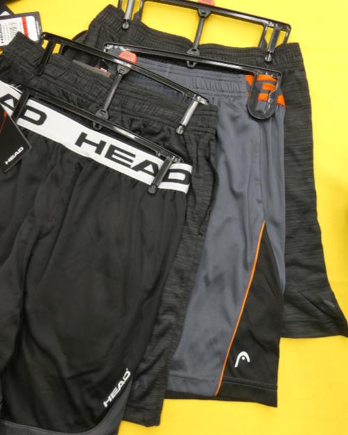 15 SETS = 30pc BOYS HEAD Shorts #15452C (o-3-6)