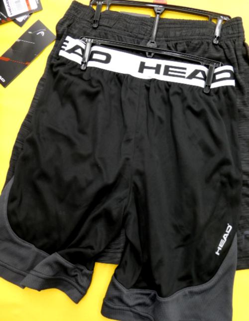 4 SETS = 8pc BOYS HEAD Shorts #15453C (o-2-1)