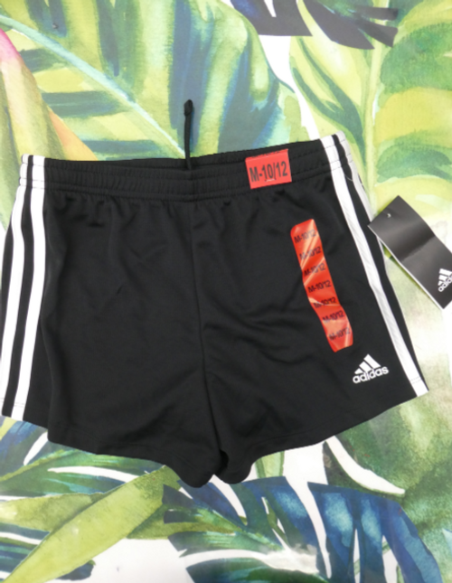 4 Grab Bag GIRLS ADIDAS Shorts #15454C (n-1-2)