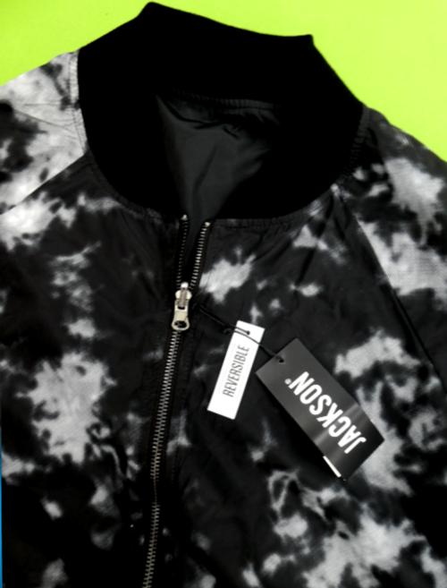 8pc MENS JACKSON Reversible Jackets #15785w (o-1-5)