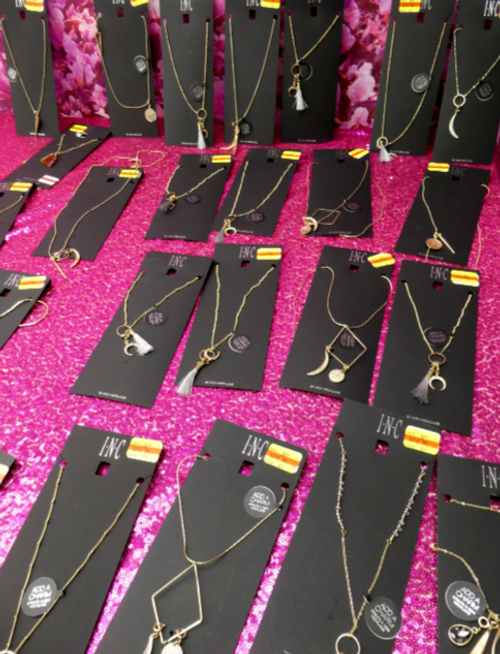 "21pc INC ""Add A Charm"" Necklaces + Charms! #16093i (q-3-3)"