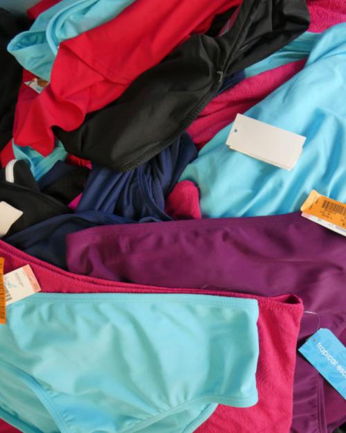 25pc $1,000 Grab Bag PLUS SIZE Bikini Bottoms #15991BH (h-1-5)
