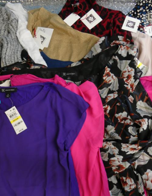 13pc $950+ IN Big BrandS! INC Klein DKNY #16172N (g-3-4)