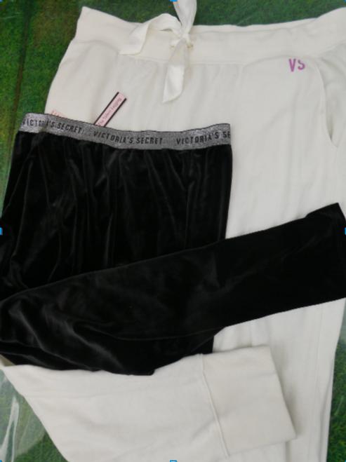 10pc VS Sweatpants & Leggings LARGE #16299A (g-4-4)