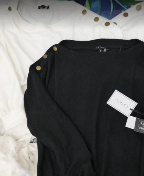 10pc Grab Bag! 1 STATE Clothing *duplicates* #16409F (F-3-2)