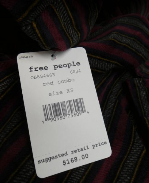 9pc $1,512 in FREE PEOPLE Blazer Jackets #16417F (Q-3-5)