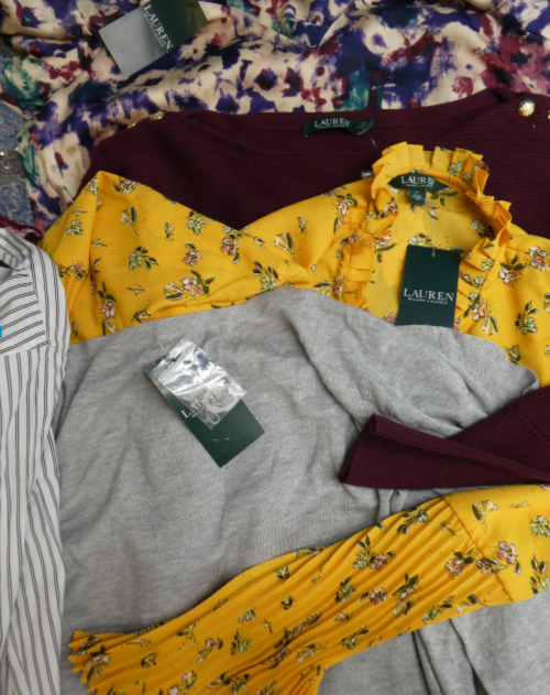 14pc RALPH & POLO Long Sleeves &More #16444G (n-3-5)