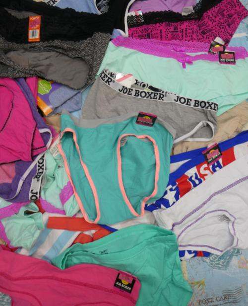 Wholesale Liquidation Bras, Panties, Lingerie and Intimates