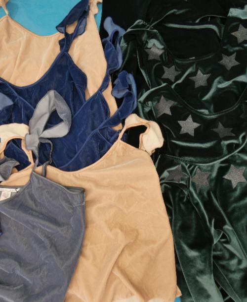 13pc VS Velvet Bodysuits & Camis #16591i (p-1-5)
