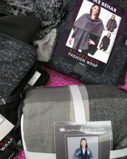 10pc Grab Bag Designer Wraps & Infinity #16816k (k-2-5)