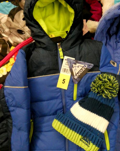 25+pc BOYS Coats & Zip Hoodies #16945s (h-1/2-7)