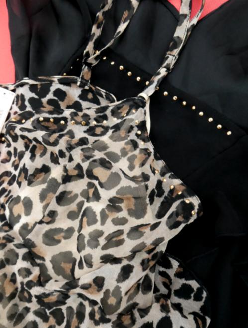 6 SETS = 12pc $470 in VS Gown Lingerie #16961T (v-1-2)