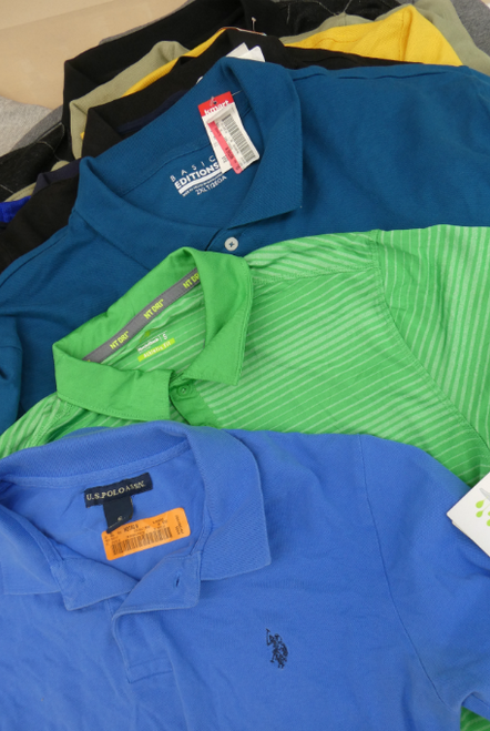 14pc MENS Polos NordicTrack US POLO &More #17187i ()