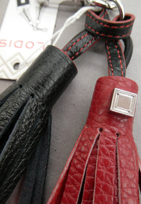 3pc $135 in LODIS Leather Charm iPhone iPad CHARGERS #17247K (J-2-5)