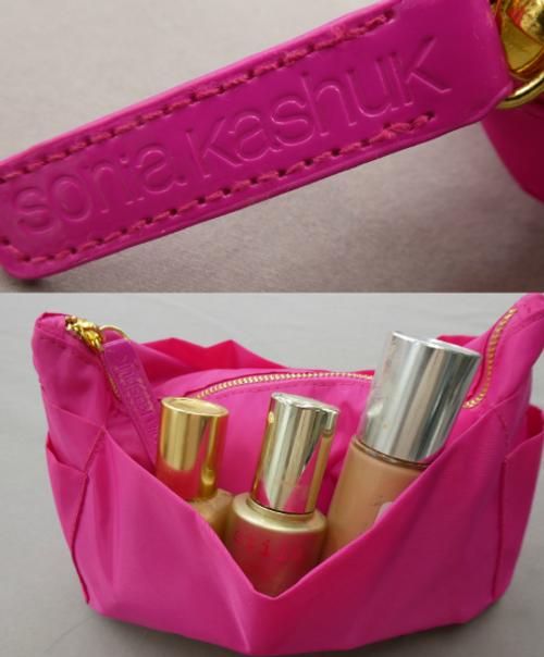 12pc $3.92 SONIA KASHUK Pink Bags #17290M ()