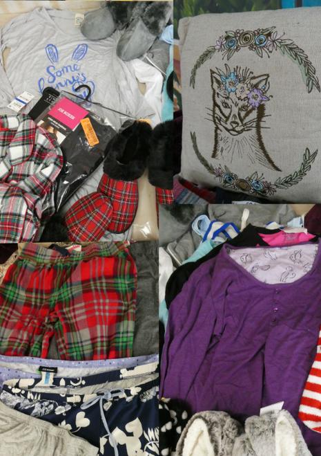 42+pc Womens Designer Sleepwear #17386T (n-4-7)