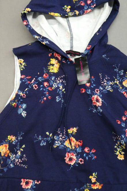 16pc Material Girl Juniors TANK Sweatshirt HOODIES #17467A (L-3-1)