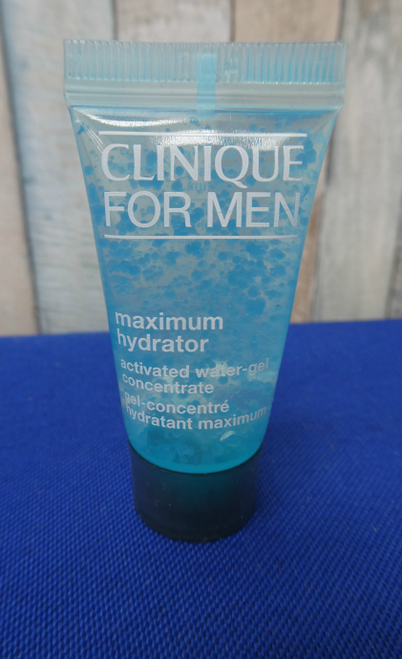 28pc MENS Clinique Maximum Hydrator .24 #17957u (P-1-4)