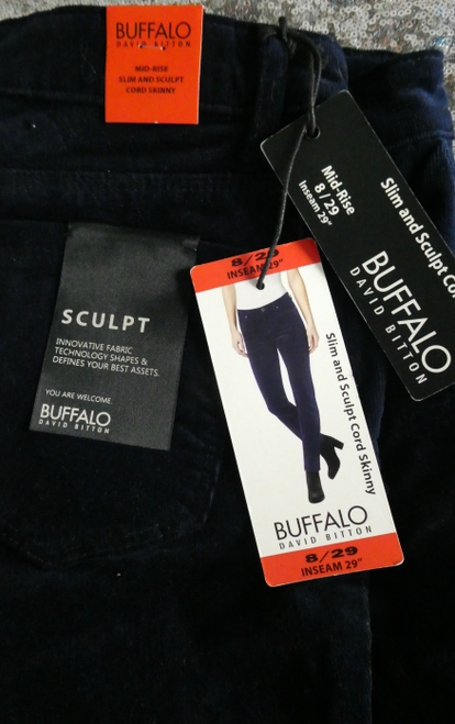 16pc BUFFALO Shaping / Sculpt Womens Pants #17991V (N-1-7)