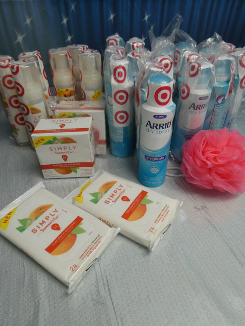 27+pc BODY CARE Arrid Summers Eve #18341R (E-6-3)