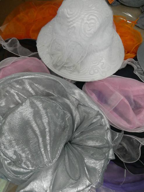 14pc $952 TUSCANY Fancy Womens Hats #18363T (V-2-8)