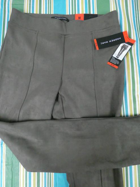 8pc Andrew Marc Sueded Pants - 2 Colors #18500J (Q-5-7)