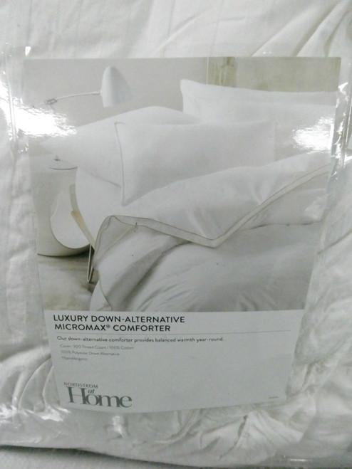 BIG STORE $219 Luxury Down Alternative Comforter #19044c (F-1-3)