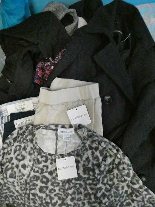 27pc ONLY LIZ CLAIBORNE Coats Tops Dresses Pants #19199N ()