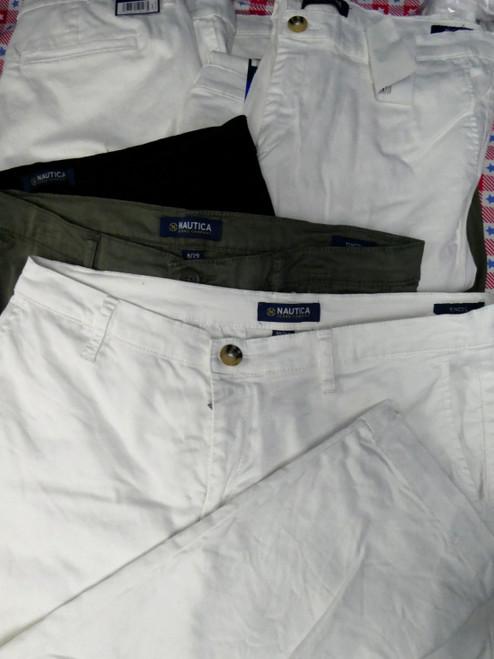 9pc *ONLY NAUTICA* Womens Pants #19531P (F-5-2)