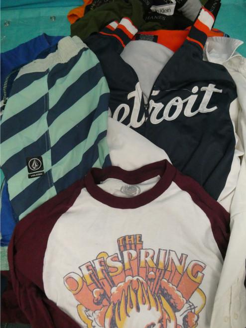 33+pc ***USED*** Boys Clothing VOLCOM Detroit Tigers #20002E (M-3-4)