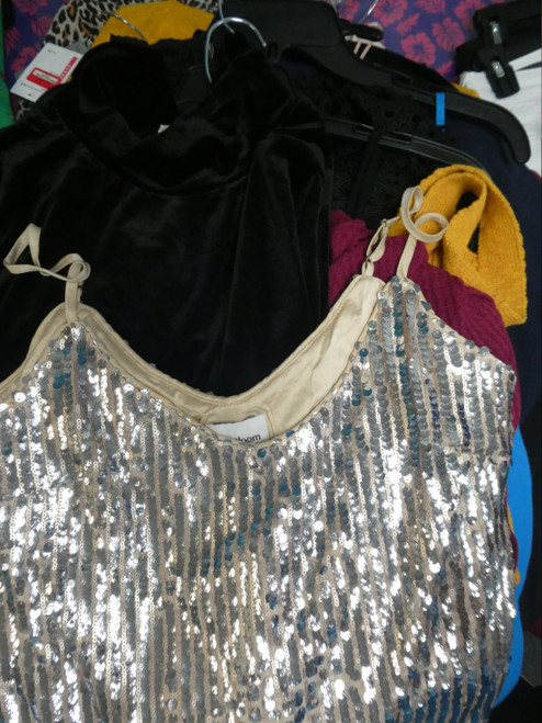 40pc Big Store Womens Tops & Bodysuits #20034G (I-3-5)