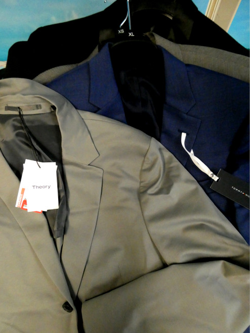 19+pc MENS Sport Coats THEORY Kors & More #20198w (E-3-2)