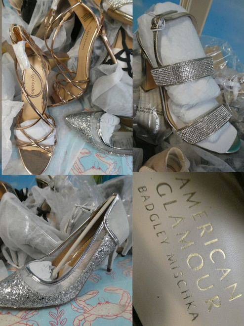23prs Womens Designer High Heels Badgley Mischka & More #20225Y ()