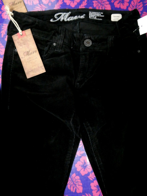 13pc Womens MAVI Velvet Pants SIZE 27 & 28 #20251z (QFL)