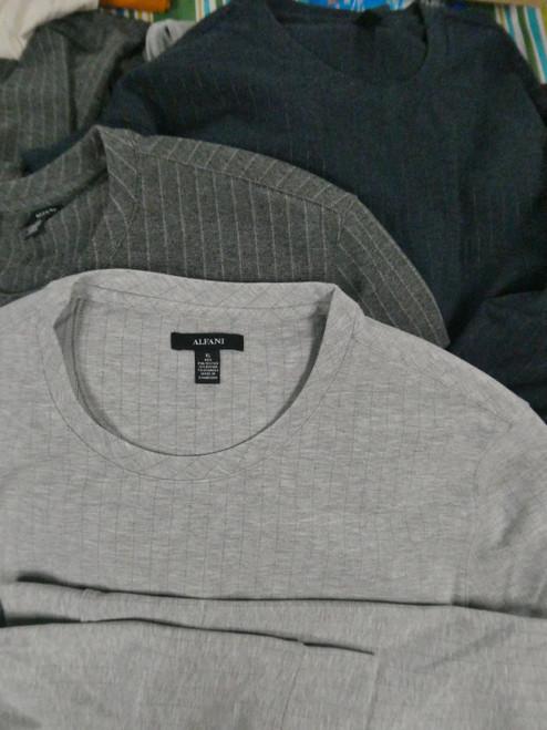 14pc Mens *ONLY ALFANI* Duplicate Sweatshirts ALL SIZES #20316d ()